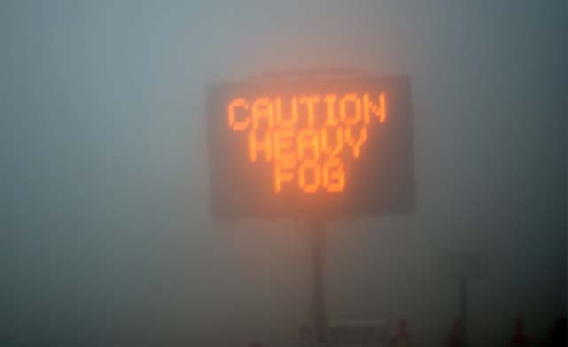 Driving in Fog Tips