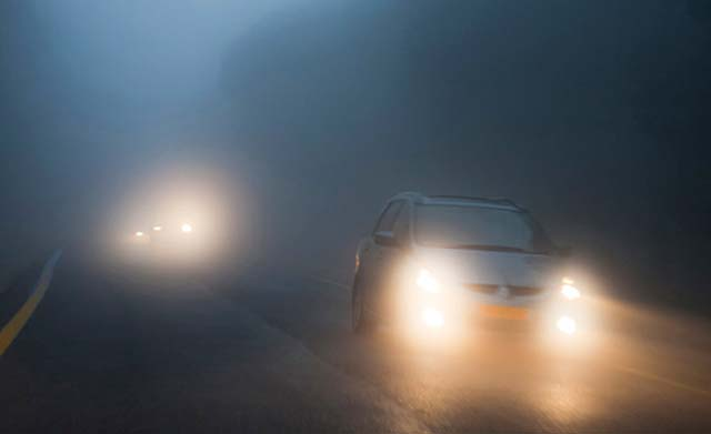 Car Safety While Driving in Fog