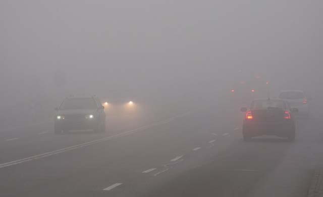 Foggy Weather Driving Advice in Tamil