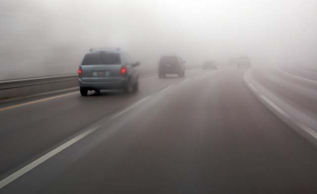 Tips For Driving In Fog Safely