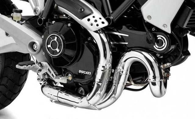 2018 Ducati Scrambler 1100 Engine