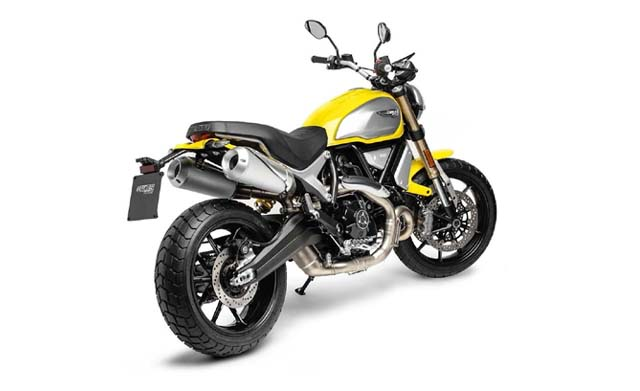 2018 Ducati Scrambler 1100 India Launch