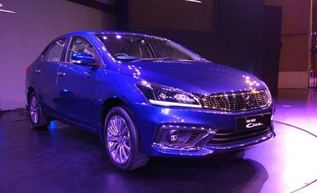 2018 Maruti Suzuki Ciaz Facelift Car News