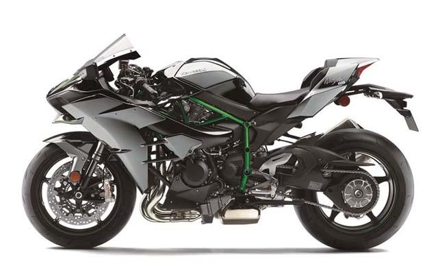 Kawasaki Ninja H2 Bike News in Tamil