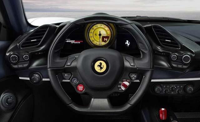 Ferrari Pista Spider Revealed Car News in Tamil