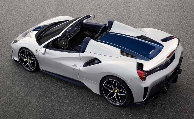 Ferrari Pista 488 Spider