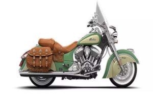 Indian Chief Vintage Bike News