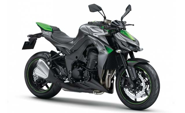Kawasaki Z1000 Bike News in Tamil