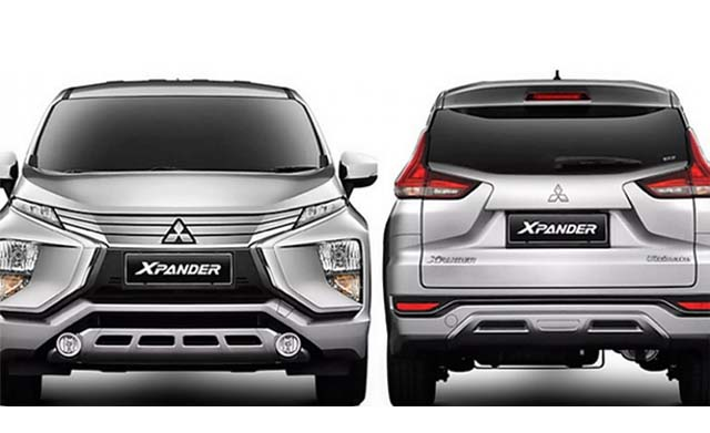 Mitsubishi Xpander Car News in Tamil
