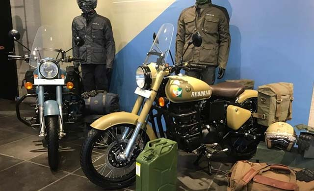 Royal Enfield Classic Signals Bike News