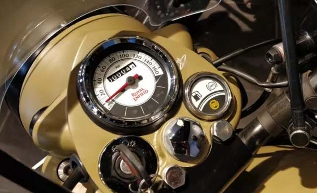 Royal Enfield Bike News in Tamil