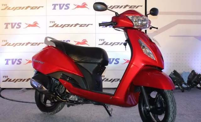 TVS Jupiter Bike News in Tamil
