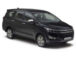 Toyota Innova Crysta Car News