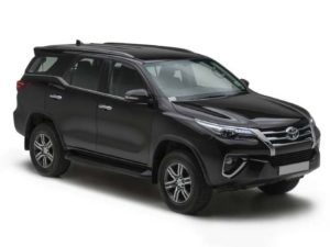 Toyota Fortuner Car News