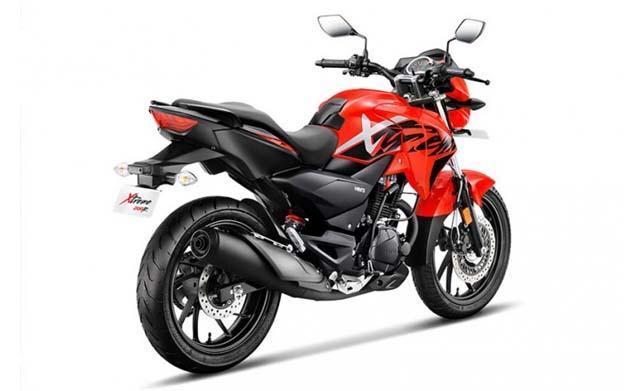Xtreme 200R White