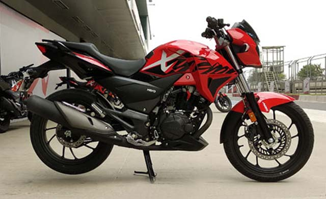 Xtreme 200R red
