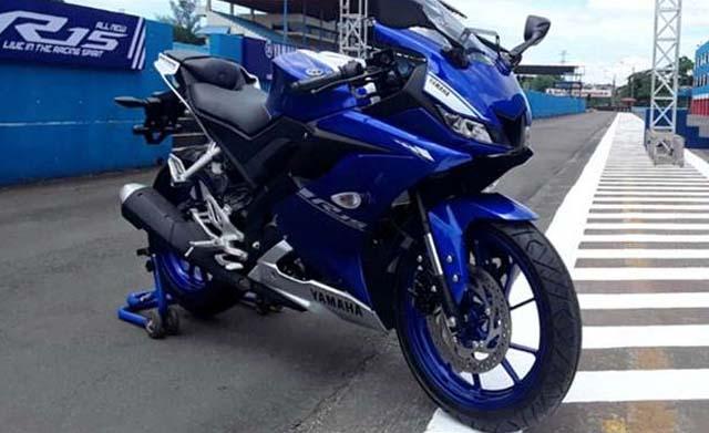 Yamaha R5 V3 Moto GP News in Tamil