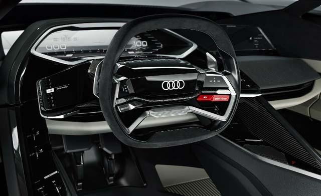 Audi PB-18 E-tron Concept Car News