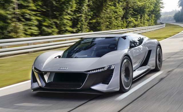 Audi PB-18 Car News