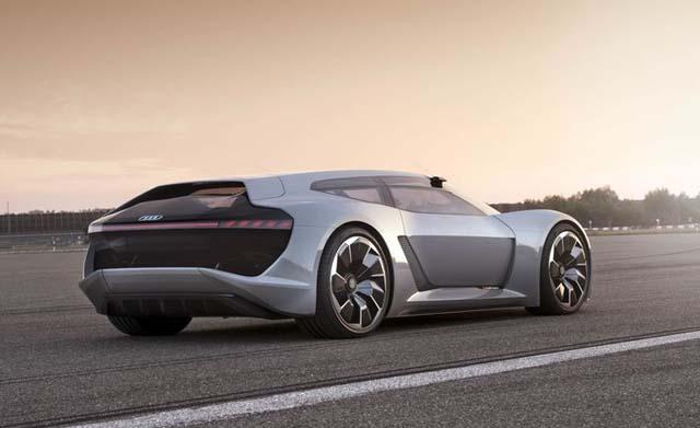 Audi PB-18 E-tron Concept Car
