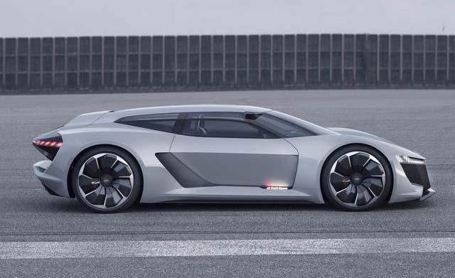 Audi PB-18 E-tron Concept