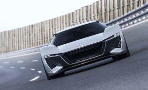 Audi Unveils Electric PB18 e-tron
