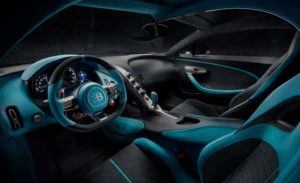 Bugatti Divo Unveiled Dashboard
