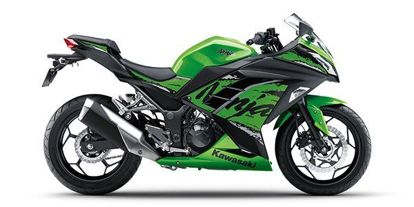 Kawasaki Ninja 300 On Road Price in Chennai
