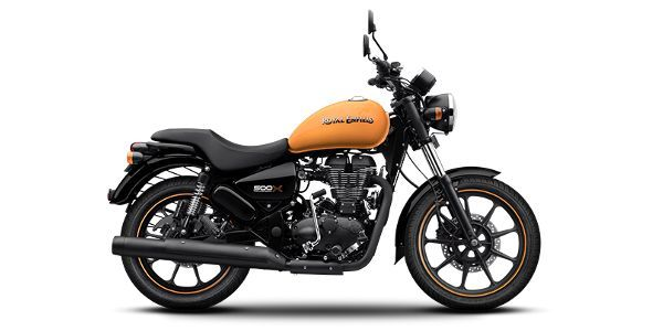 Royal Enfield Thunderbird 500X On Road Price in Chennai