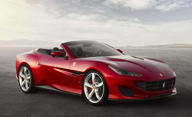 2018 Ferrari Portofino India price
