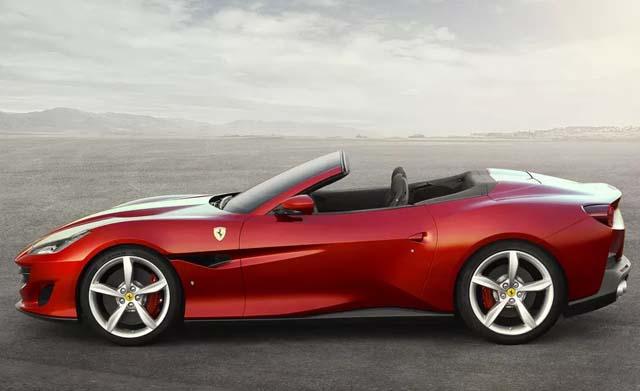 2018 Ferrari Portofino launch price