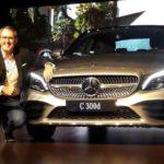 Mercedes-Benz C-Class facelift Launched