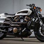 Harley-Davidson used bike segment