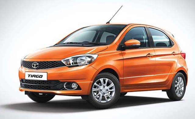 Tata Tiago Sales August2018 Front