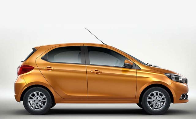 Tata Tiago Sales August2018 Side1