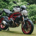 Custom Ducati Monster 797