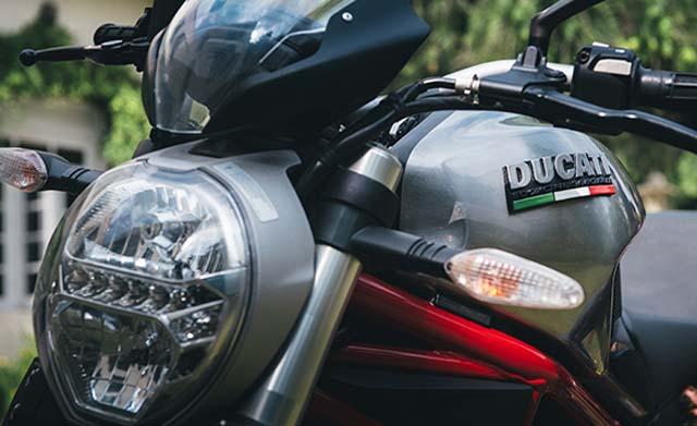 25 years of Ducati Monster