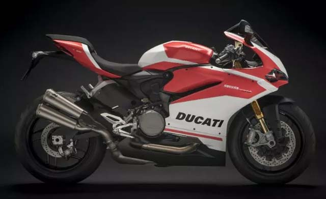 Ducati 959 Panigale Corse launched India