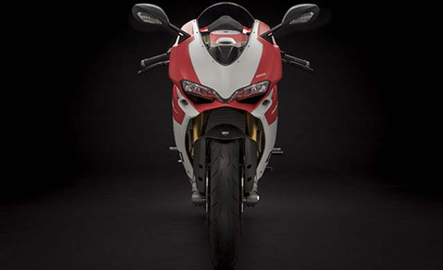 Ducati 959 Panigale Corse Front view