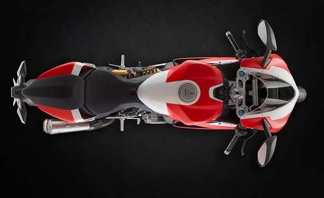 Ducati 959 Panigale Corse Top