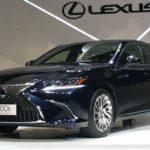lexus es300h unveiled