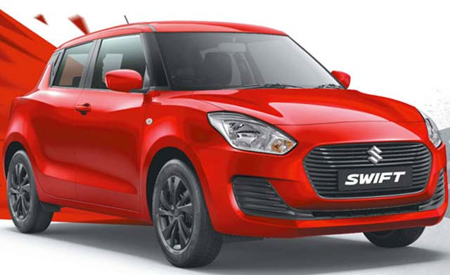 Maruti Suzuki Swift-Limited Edition