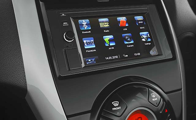 nissan sunny special edition dashboard