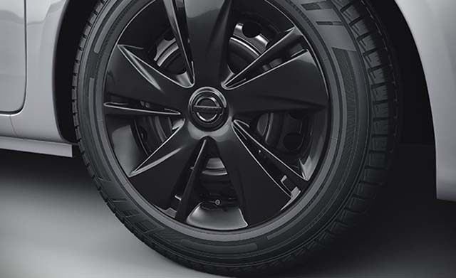 nissan sunny special edition wheels