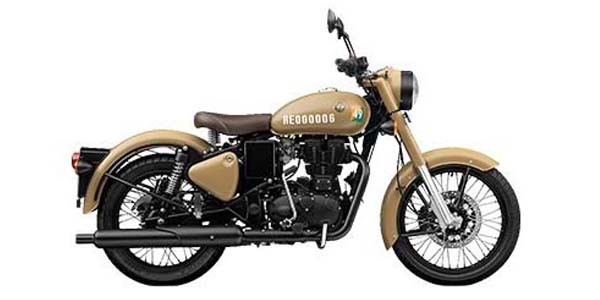 Royal Enfield Classic 350 Signals On Road Price in Chennai
