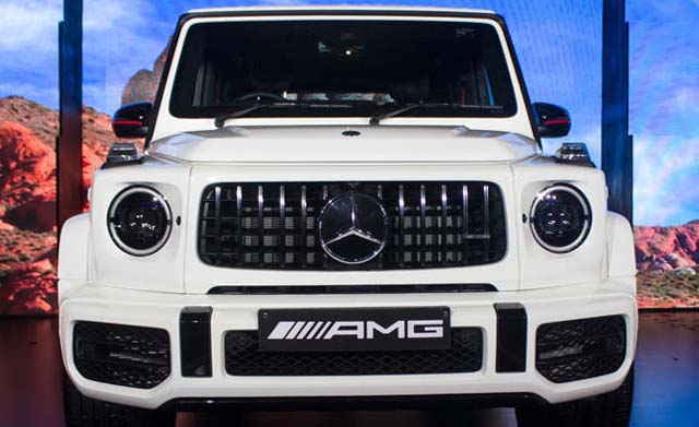 Mercedes-AMG G 63 Launched