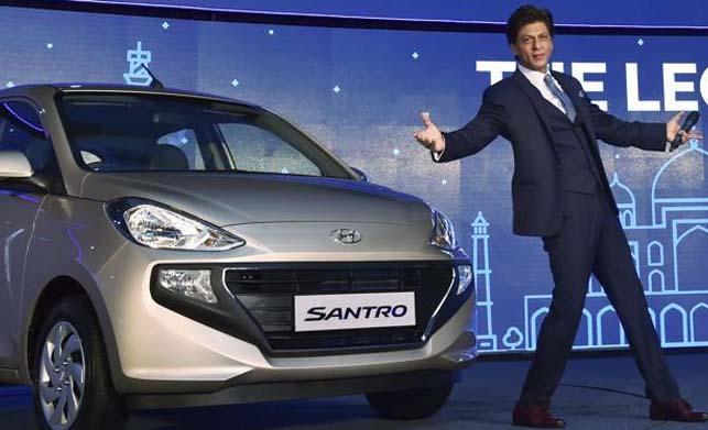 2018 Hyundai Santro Variants Explained