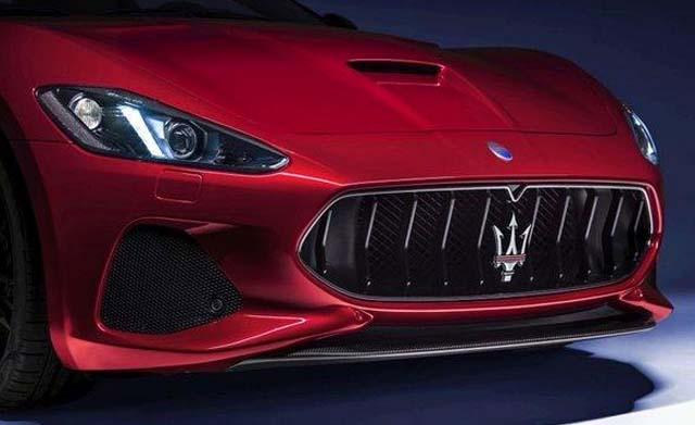 New Maserati Gran Turismo