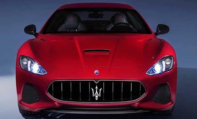 2018 Maserati Gran Turismo