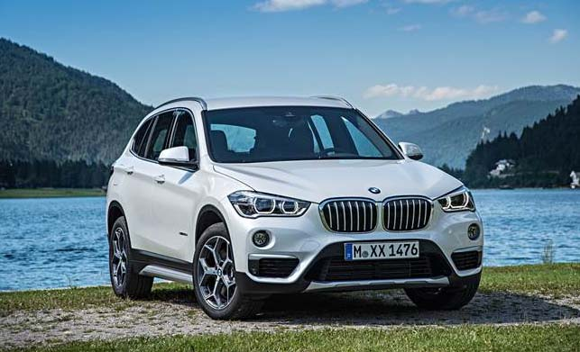 BMW X1 Petrol Launched